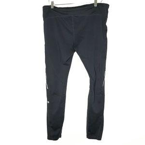 GapFit gfast Black Yoga Leggings Pants A070524